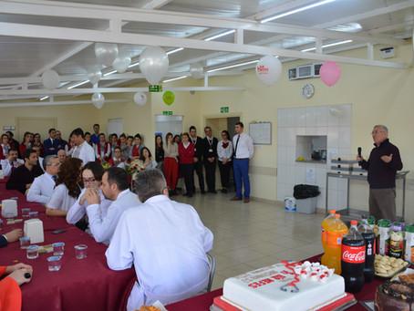 14 Mart Tıp Bayramı Kutlaması