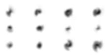 Fontaines de Clans  simulation de morphologies de l'écoute  Eléonore Bak © 2012