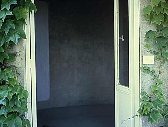 OT installation sonore in L'Autre Galerie Heijblum Nice Eléonore Bak © 1998