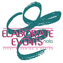 Elaborate Events Nola Logo