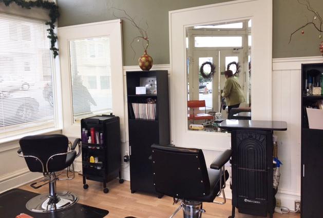 Hair Station in Hair Salon