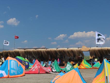 Ramazan Bayramı Tatilinde Kiteboard Eğitimi Turları.