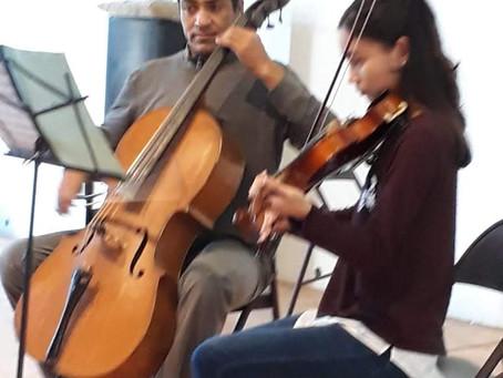 Taller: Instrucción e instrumentación de música orquestal