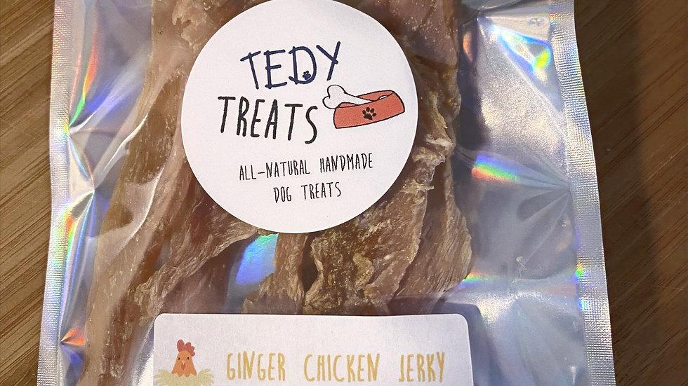 Ginger Chicken Jerky