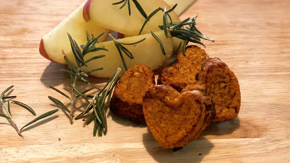 Apple Carrot Rosemary