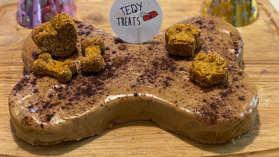 Tedy Treats Custom Pupcake