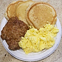 Full Pancake Breakfast