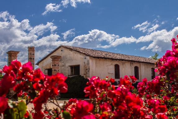 Casco Ex Hacienda Santa María Pipioltepec