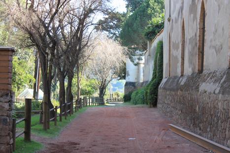 Exteriores Ex Hacienda Santa Maria Pipioltepec