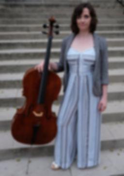 Rahel Czeh, Cello