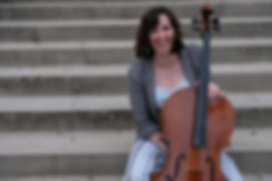 Rachel Czech, Cello