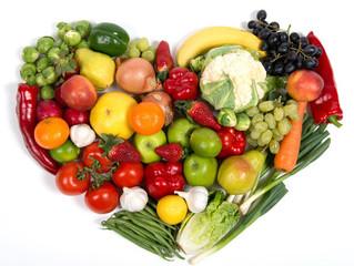 Zelenjava, sadje in nevarne snovi