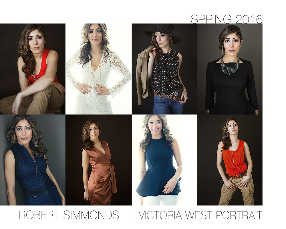 Robert Simmonds Clothing Store spring 2016 advertising