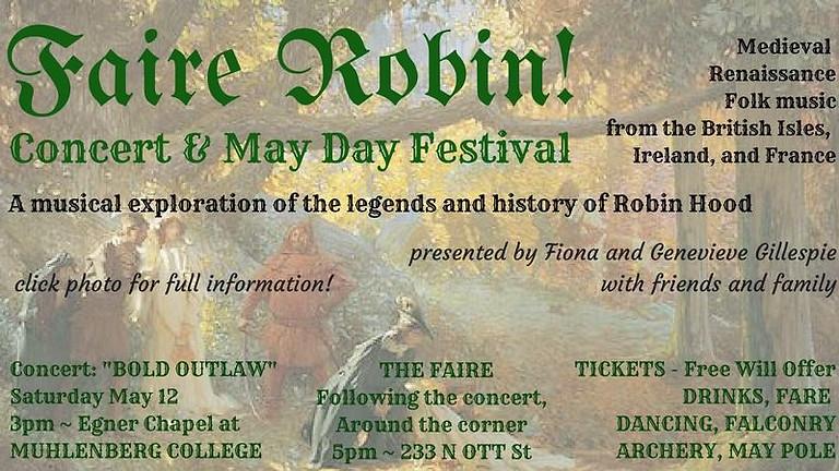 Faire Robin Fest