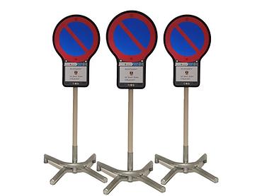 señales de estacionamiento