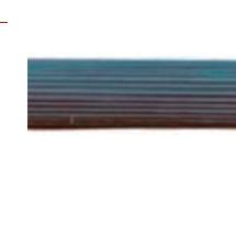 TUBO DE ENCOFRADO ESTRIADO Ø22mm. (PASAMUROS)