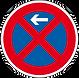 señal prohibido parar y estacionar