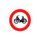 R-105 Entrada prohibida a ciclomotores.