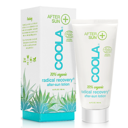 COOLA - Radical Recovery Eco-Cert Organic After Sun Lotion
