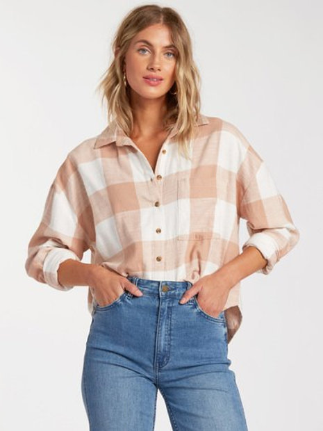 BILLABONG - Freebird Flannel Shirt
