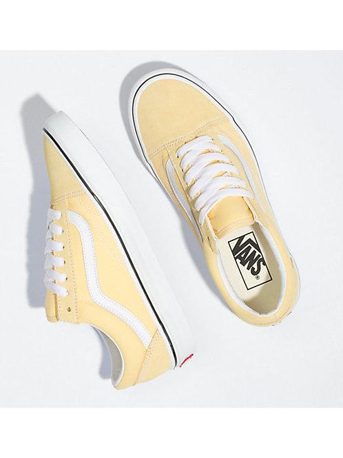 VANS - Old Skool Shoe Golden Haze/True White