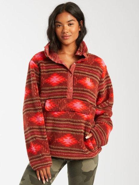 BILLABONG - Switchback Pullover Fleece