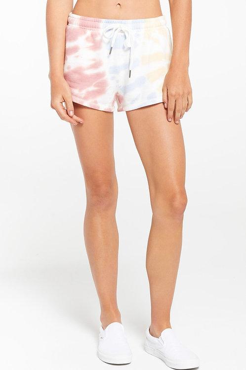 Z SUPPLY - Malibu Tie-Dye Short FRONT