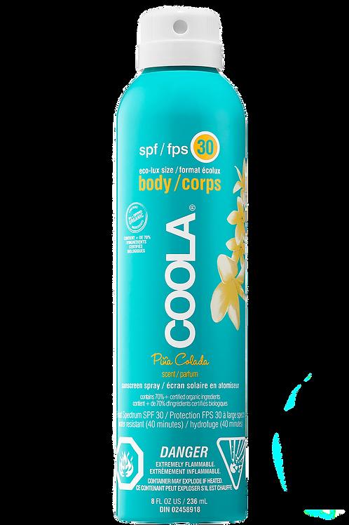 COOLA - Body SPF 30 Pina Colada Sunscreen Spray
