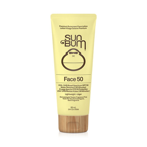 SUN BUM - Face Lotion SPF 50