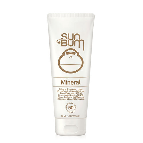 SUN BUM MINERAL LOTION SPF 50
