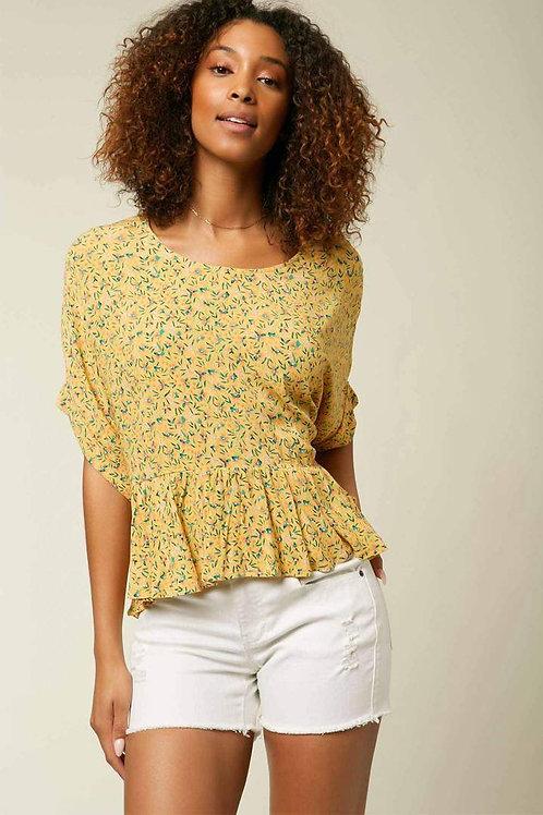 O'NEILL - Wynde Floral Top