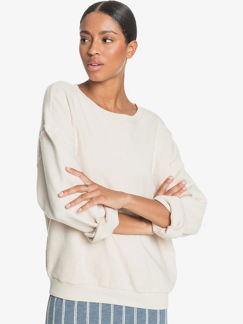 ROXY - Could It Be Mine Sweater front cross