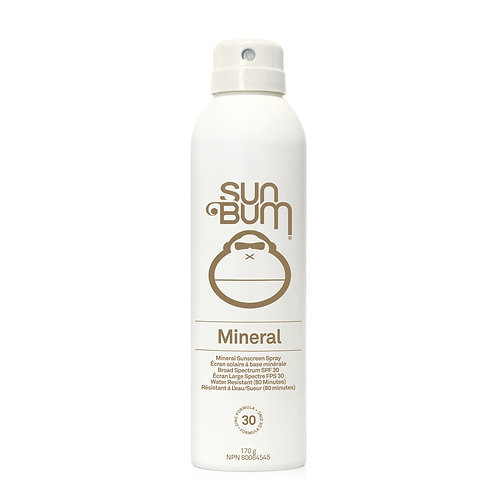 SUN BUM MINERAL SUNSCREEN SPRAY SPF 30