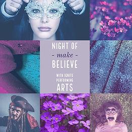 Night of Make Believe with IgniteArtsFL
