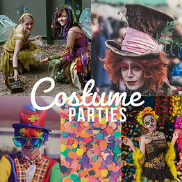 Costume Parties at Ignite Performing Art