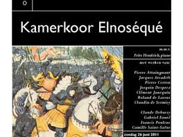 26 juni 2011: Franse chansons uit 16e en 20e eeuw