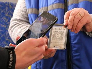 Оплата проезда мобильным телефоном