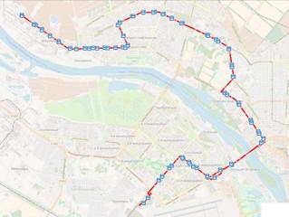 Левобережье и городок Нефтяников свяжет автобусный маршрут № 40