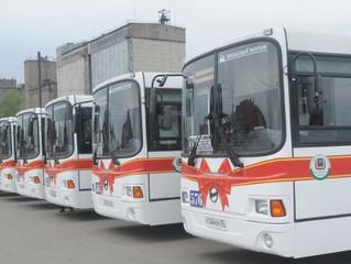 В 2017 году муниципальный транспорт перевез более 74 миллионов пассажиров