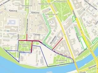 Праздник, марафон, выставка «Флора»: где автомобилистам можно припарковаться