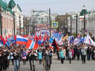 Сегодня в центре Омска временно изменится схема движения транспорта