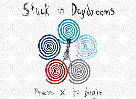 'Stuck in Daydreams' (The Game) is out now!