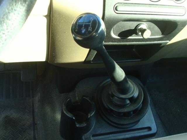 2008 Ford F-150 shift