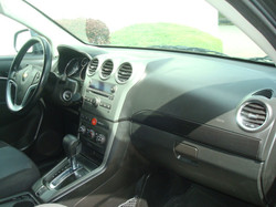 2013 Chevrolet Captiva dash