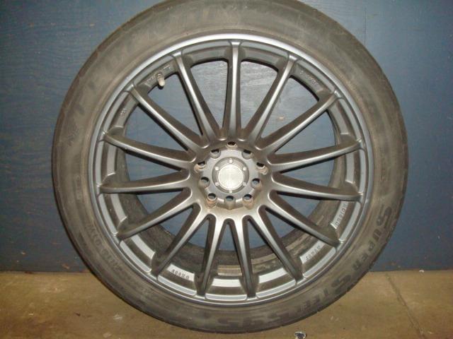 2011 Mitsubishi wheel