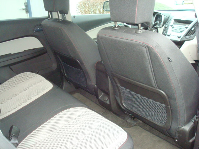 2011 Chevy Eq rear seats 2