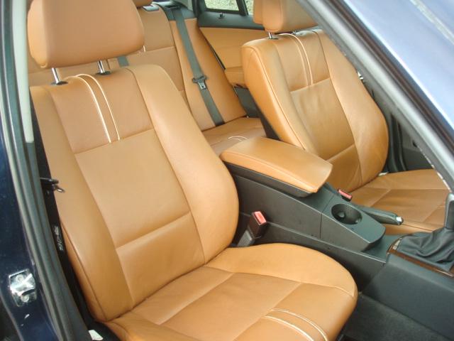 2010 BMW X3 pass seat