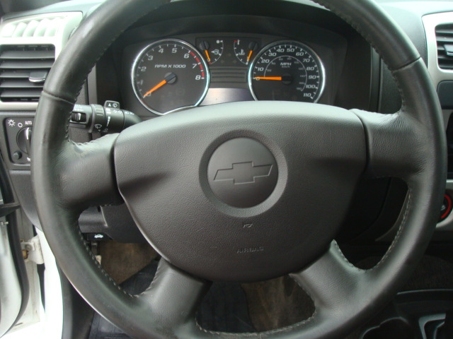 2009 Chevy Colorado steering