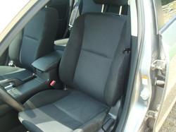 2010 Mazda 3 seat