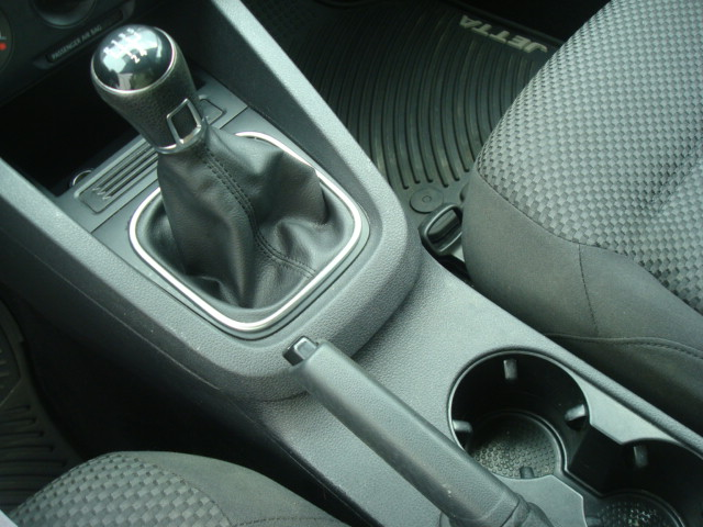 2014 VW Jetta shift